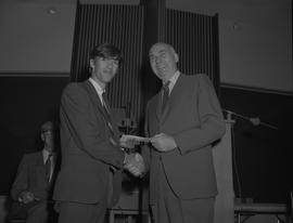 Student Scholarship Awards, BCIT, 1969 [19]