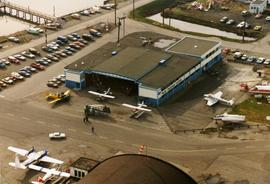 PVI Aerial photograph - Sea Island Hangar [4 of 6 photographs]