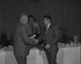 Student Scholarship Awards, BCIT, 1971 [17]