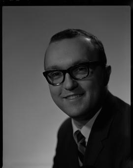 Wuhrer, Fred, Business Management, Staff portraits 1965-1967 (E) [3 of 5 photographs]
