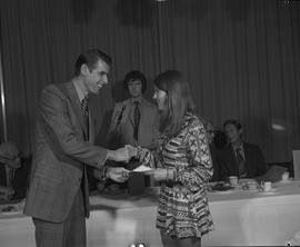 Student Scholarship Awards, BCIT, 1971 [23]
