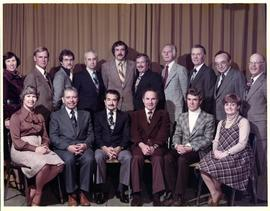 BCIT Board of Governors 1976