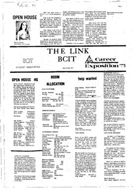 The Link Newspaper 1975-03-26