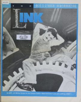 The Link Newspaper 1991-09-11