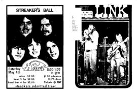 The Link Newspaper 1974-04-25