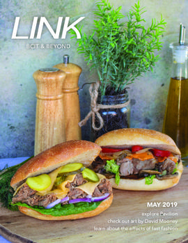 Link magazine May 2019 BCIT & Beyond [4 of 4 unique covers; sandwich]