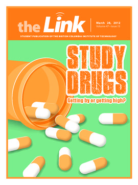 The Link Newspaper 2012-03-28