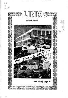 The Link Newspaper 1974-10 October Edition