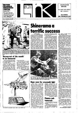 The Link Newspaper 1976-09-29