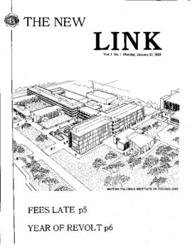 The Link Newspaper 1969-01-13
