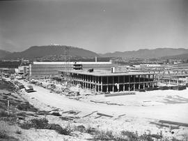 BCIT construction, May 1967 [1 of 6] SW9