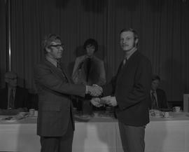 Student Scholarship Awards, BCIT, 1971 [18]