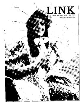 The Link Newspaper 1971-03-23
