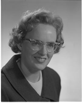 Briscall, Catherine Margaret (C.M.), Business Management, Staff portraits 1965-1967 (E) [1 of 4]