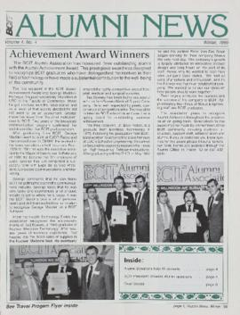 BCIT Alumni Association Newsletter 1986 Winter BCIT Alumni News