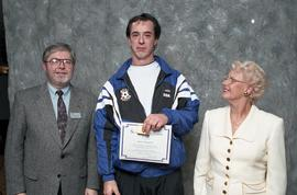 BCIT Staff Recognition Awards, 1996 ; Warren Meneghello, 15 years