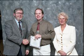 BCIT Staff Recognition Awards, 1996 ; Paul Morrison, 10 years