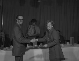 Student Scholarship Awards, BCIT, 1971 [57]